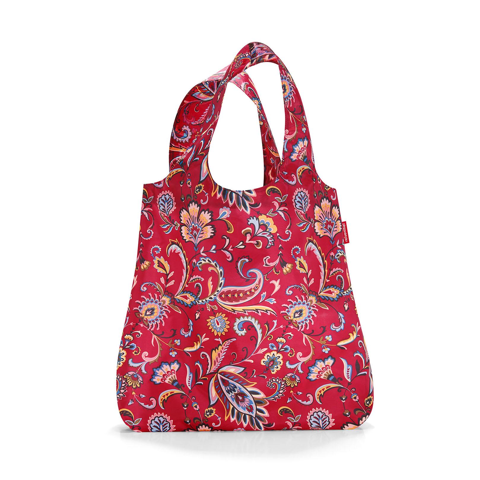 reisenthel mini maxi shopper einkaufsbeutel einkaufstasche tasche red AT3004