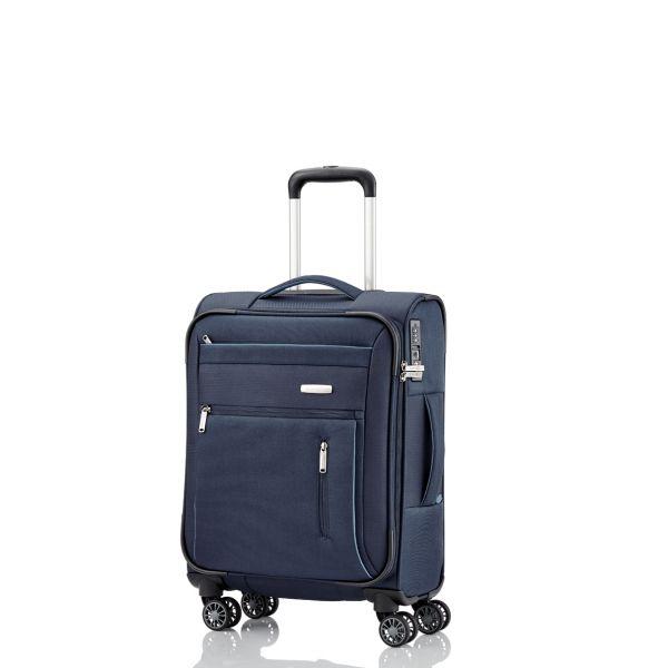 Travelite CAPRI Trolley m. Reissverschlus 089847