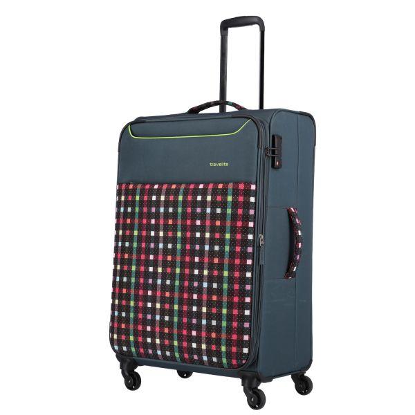 Travelite Trolley m. Reissverschlus 084949