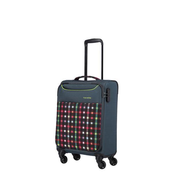 Travelite Trolley m. Reissverschlus 084947 Argon