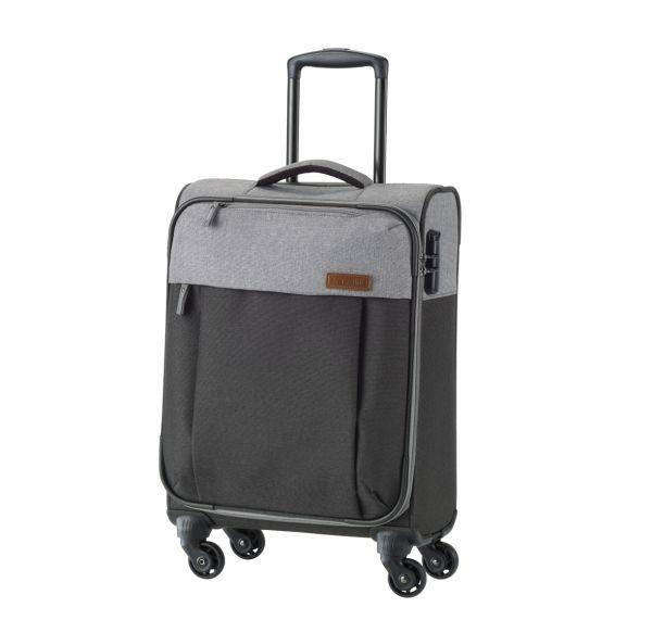 Travelite Trolley m. Reissverschlus 090147