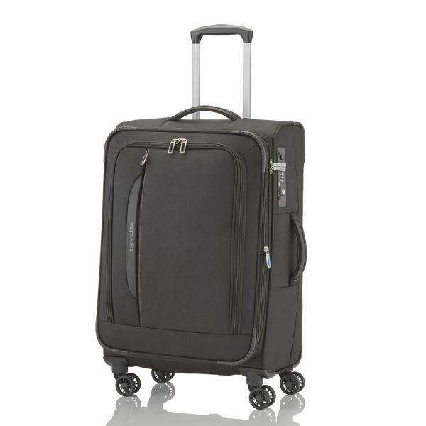 Travelite CrossLite Trolley mit Reissverschluss 089548